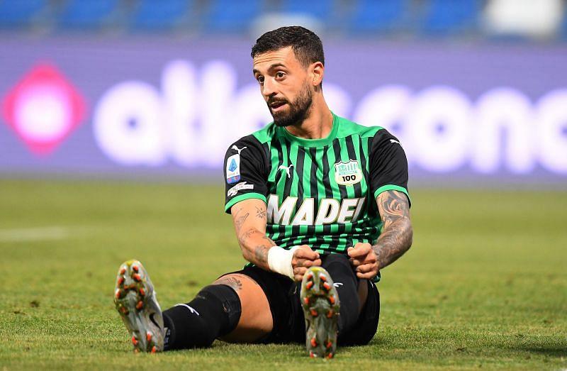 Francesco Caputo is set to miss this game