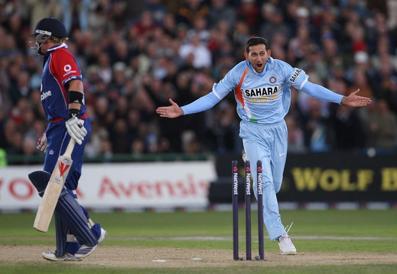 Ajit Agarkar is one among several applicants for positions in BCCI