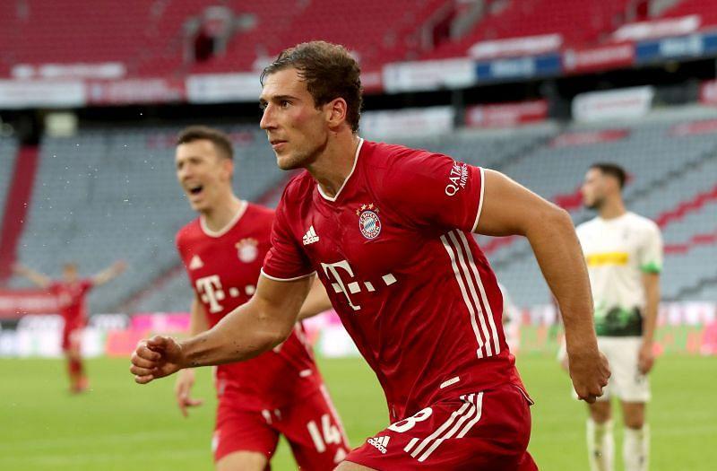 The double pivot of Joshua Kimmich and Leon Goretzka has brought a new dimension for Bayern Munich.