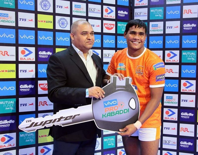 Ziaur Rahman has played for Bengal Warriors and Puneri Paltan in the past.