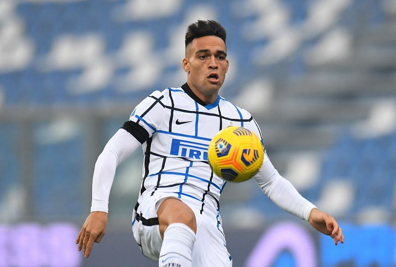 Lautaro Martinez of FC Internazionale
