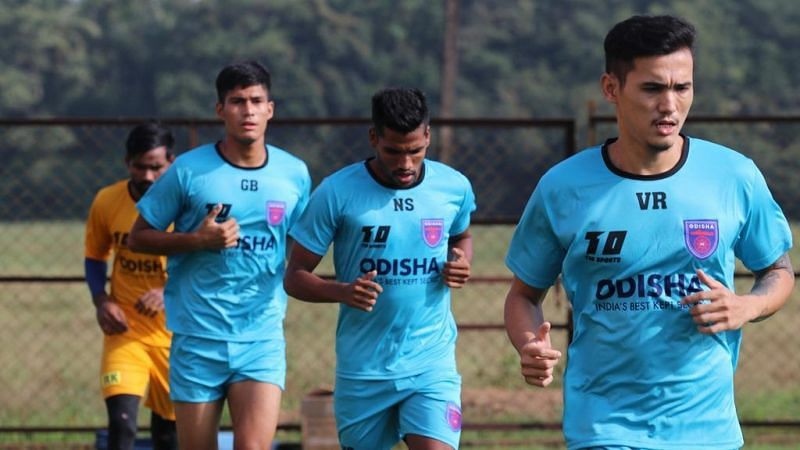 Odisha FC will be playing their second season in the ISL