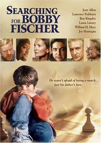 Searching for Bobby Fischer. Credits-Amazon.com