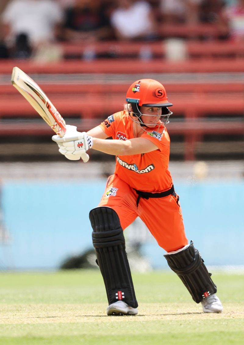 Beth Mooney will be a key player for the Perth Scorchers.