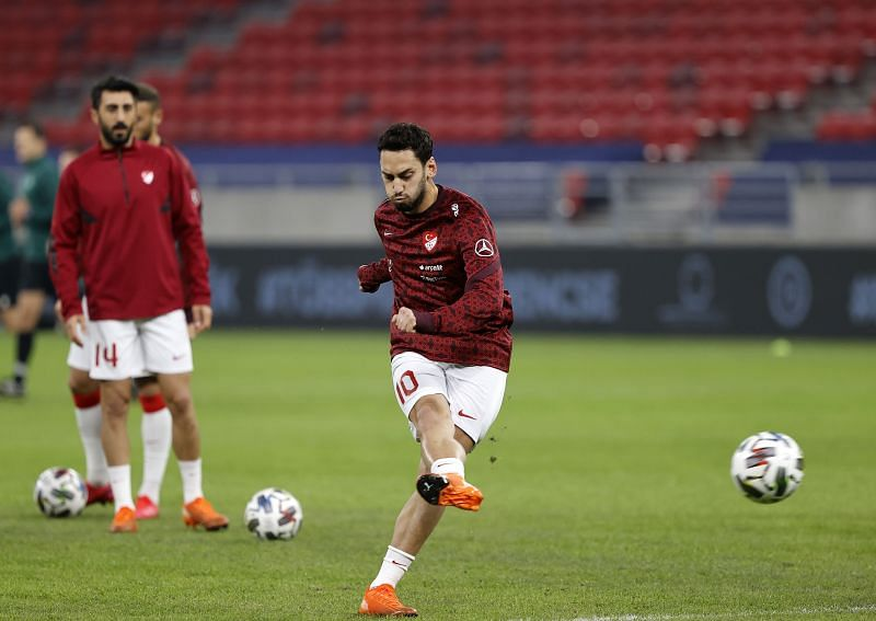 Calhanoglu has been very impressive for AC Milan since joining