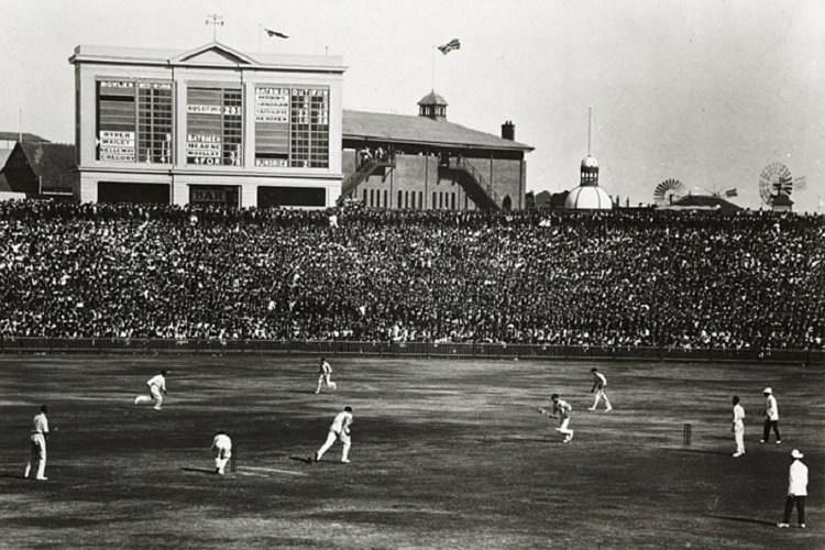 पहला क्रिकेट टेस्ट मैच