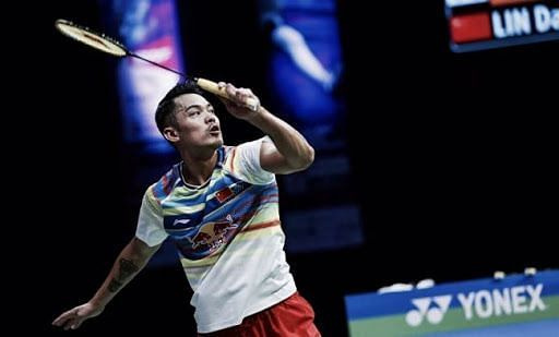Lin Dan was unstoppable against Lee Chong Wei at the 2011 World Championships