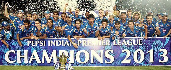 MI beat CSK by 23 runs to win their maiden IPL title in 2013