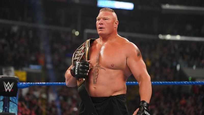 No one has been able to stand up to Brock Lesnar in WWE