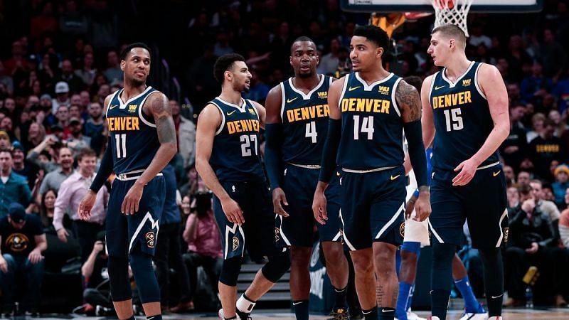 The Denver Nuggets