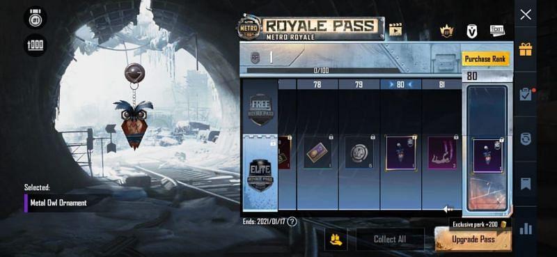 RP 80 - Reward