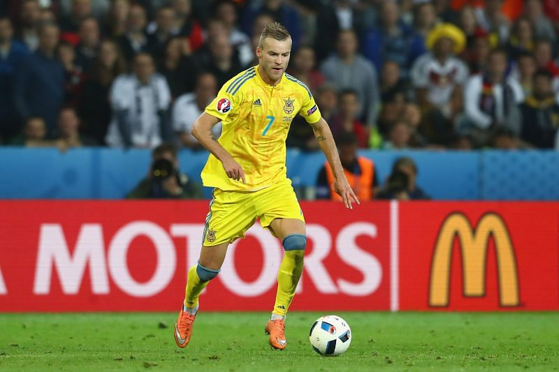 Yarmolenko will not be able to play this game