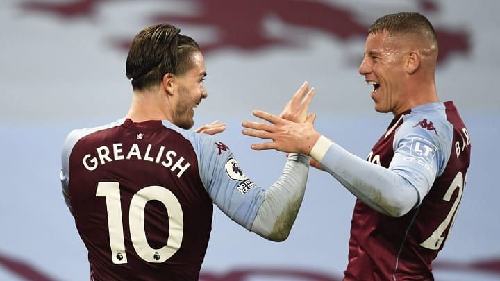 Grealish(L) has been a great FPL option so far.