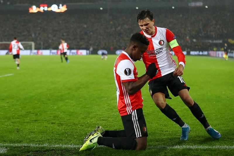 Can Feyenoord continue their unbeaten domestic run against Fortuna Sittard this weekend?