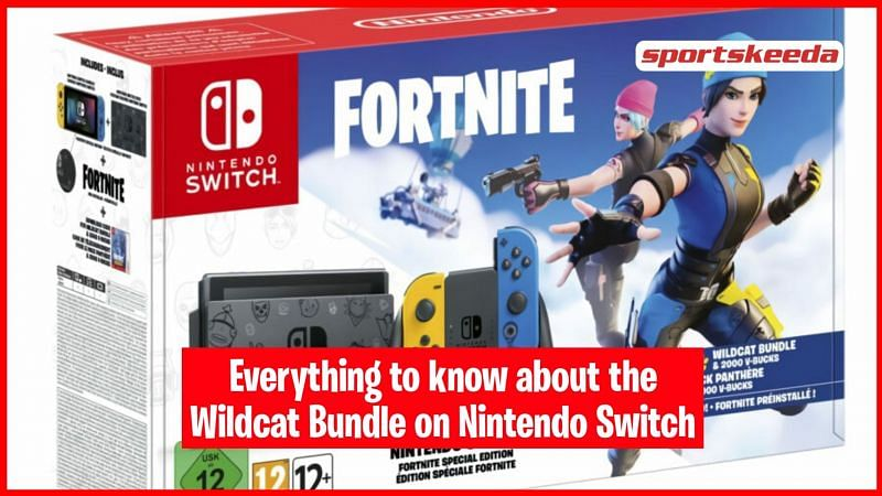 Fortnite Nintendo Switch Wildcat Bundle Pricing Bundle Details Everything You Need To Know