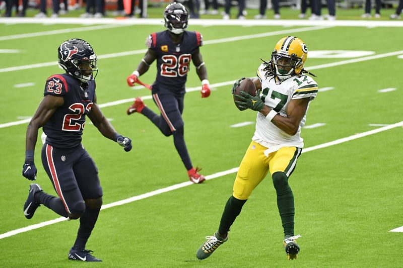 Davante Adams is getting closer to being the best wide receiver in the NFL