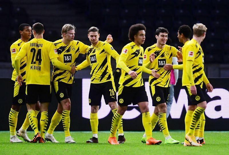 Borussia Dortmund Vs Club Brugge Prediction Preview Team News And More Uefa Champions League 2020 21