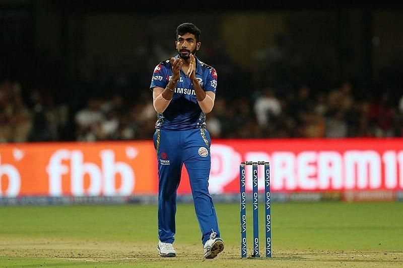 Jasprit Bumrah has been the pick of the bowlers for MI again this season