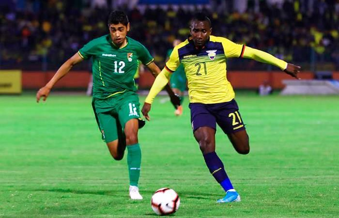 Ecuador travel to Bolivia looking to build on their resounding Uruguay win last month