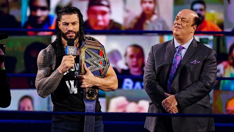 Who could come and confront Roman Reigns before Survivor Series?