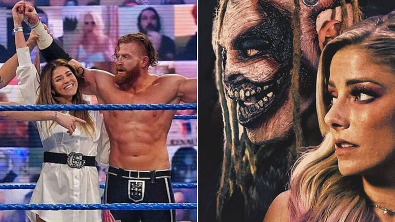 Could The Fiend face one of the greatest WWE Superstars of all time at WrestleMania 37?
