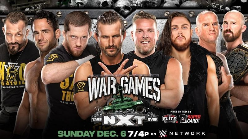 Who will walk out of WarGames as the victor?