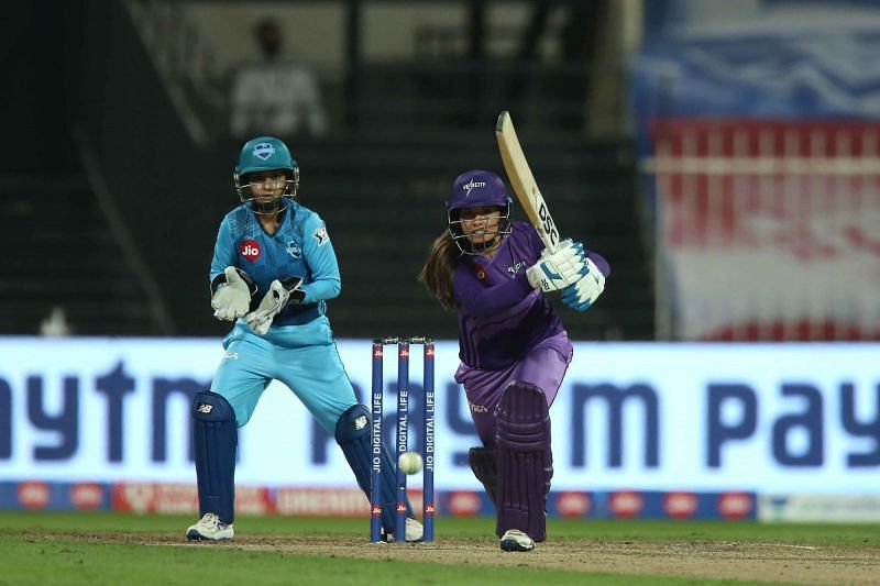 Sune Luus in action for Velocity. Image credits - IPL