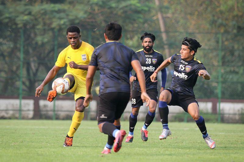Bartholomew Ogbeche (Mumbai City FC)
