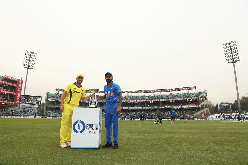 India beat Australia 2-1 in the ODI series in January this year