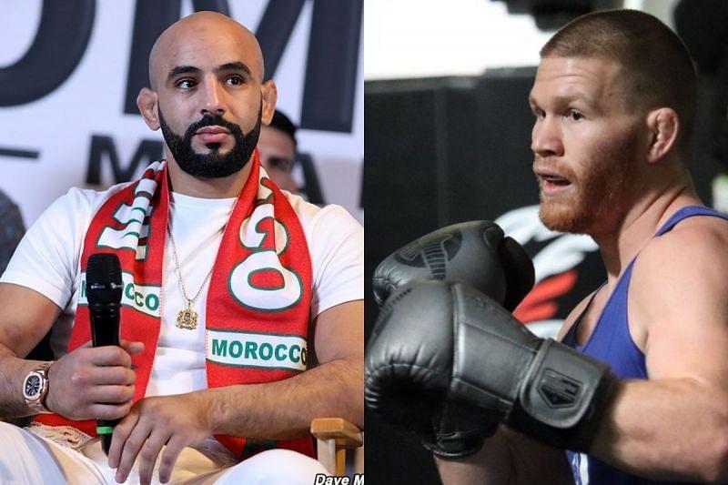 Ottman Azaitar vs. Matt Frevola booked for UFC 257