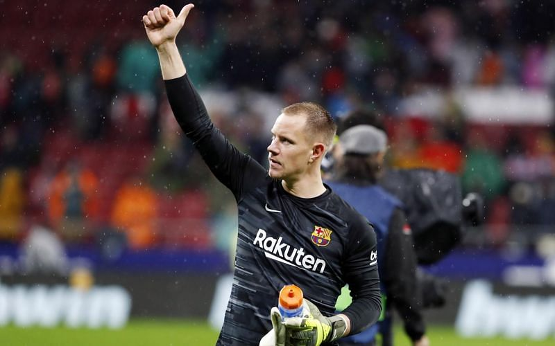 Marc-Andre Ter Stegen will be eager to pick up his first La Liga clean sheet of the season.