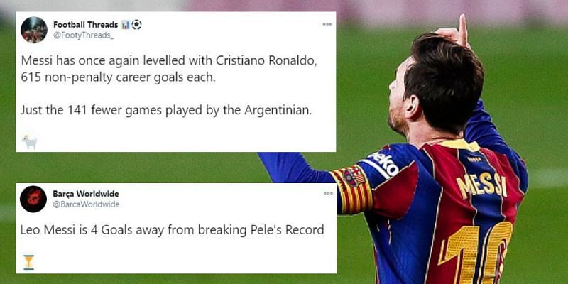 Barcelona captain Lionel Messi inspired his team as a substitute