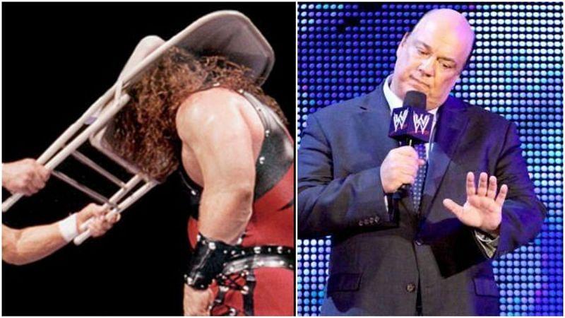 WWE ने कई चीजों पर प्रतिबंध लगाया हुआ है