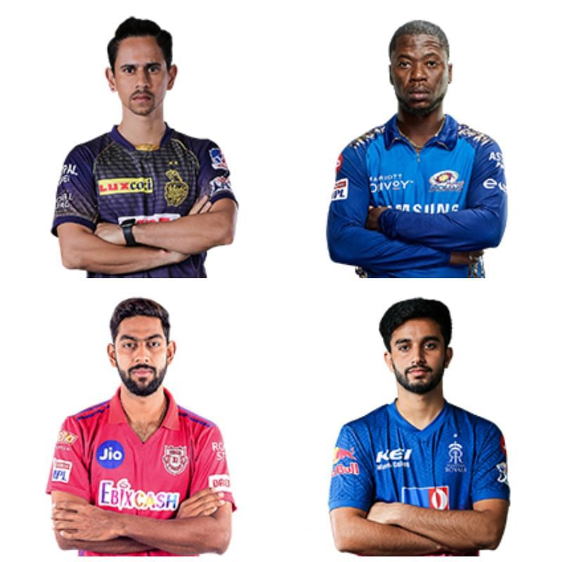 IPL 2020: Benchwarmers despite being traded (Images credits: iplt20.com)