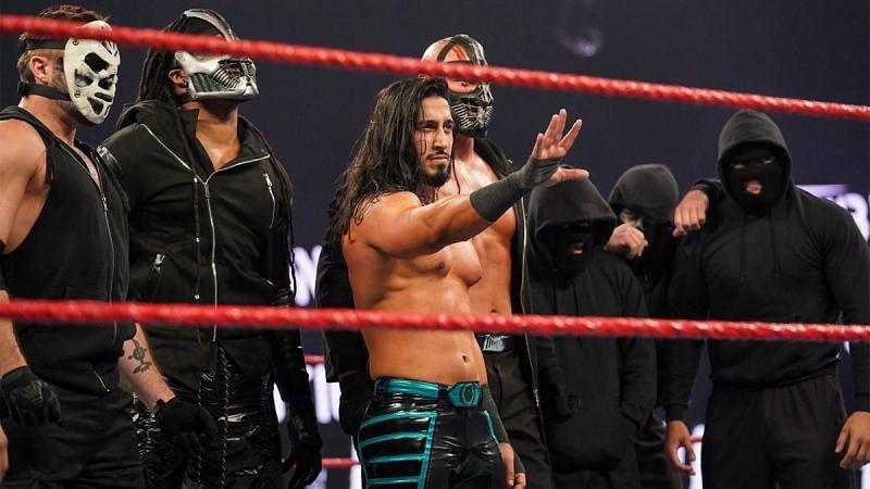 WWE की रेट्रीब्यूशन