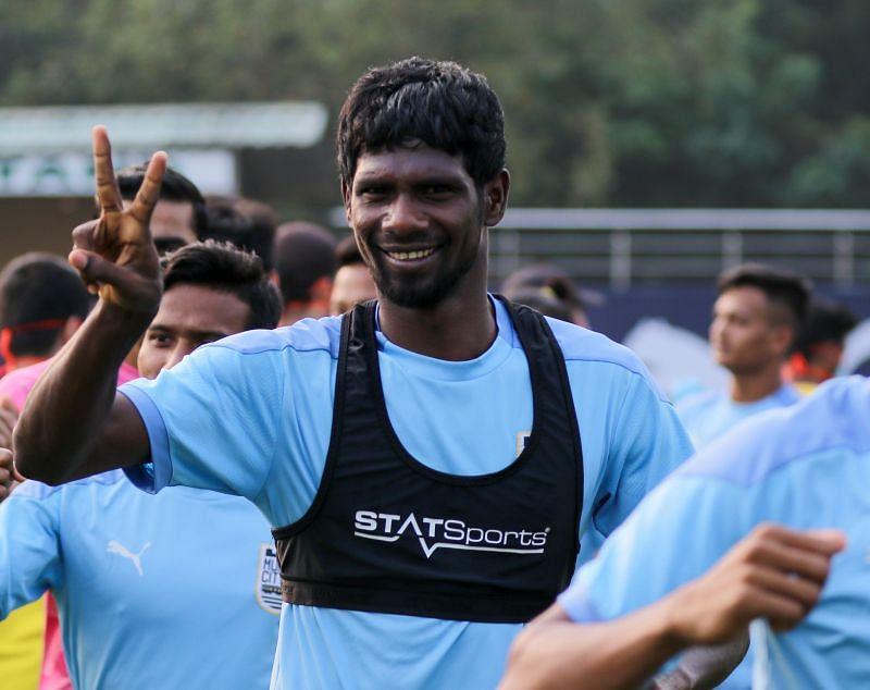 Rowllin Borges will face his former club on 21st November at Tilak Maidan (Source: Mumbai City FC)