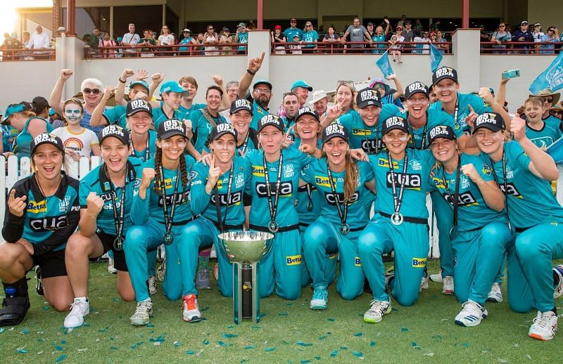 The Brisbane Heat have won the previous two editions of the WBBL