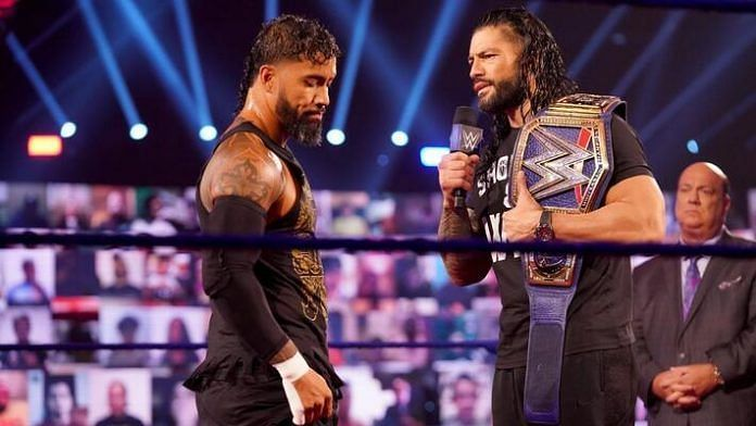 Paul Heyman was recently asked about Roman Reigns and Jey Uso