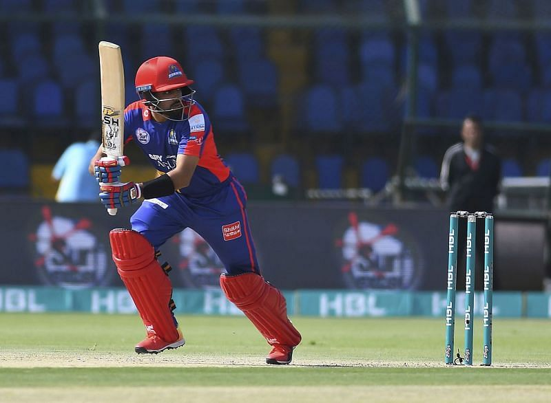 Karachi Kings skipper Babar Azam is the leading run-getter of PSL 2020 with an aggregate of 345 runs from 10 matches