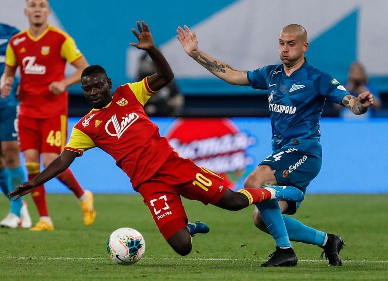 Arsenal Tula take on Zenit Saint Petersburg this weekend