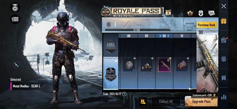 RP 90 - Reward