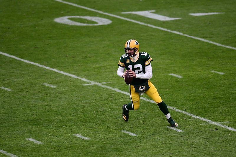 Aaron Rodgers was quarterback the last time the Green Bay Packers won the Super Bowl