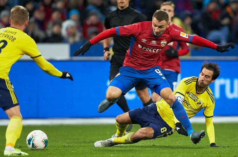 CSKA Moscow are in excellent form