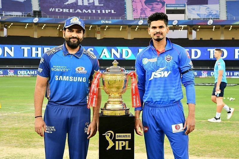 The Mumbai Indians are all set to take on the Delhi Capitals in the IPL 2020 final.