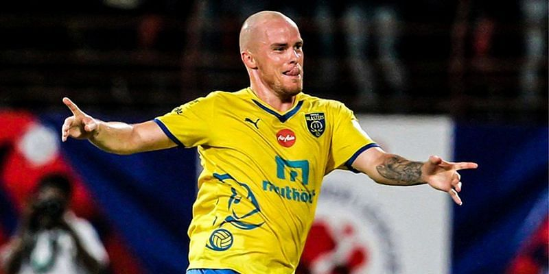 Iain Hume was one of the first few overseas players in the ISL