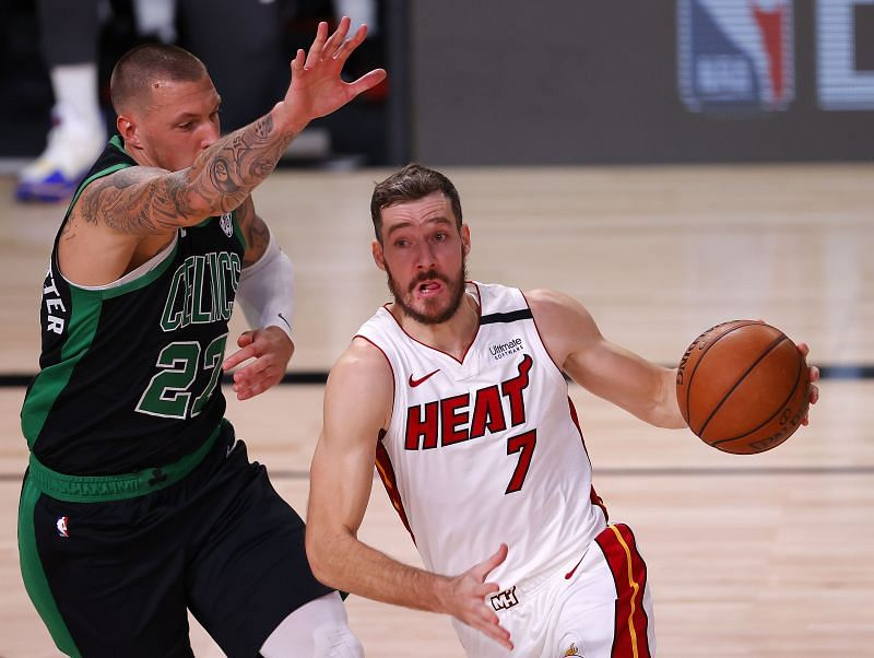 Miami Heat v Boston Celtics - Game Five