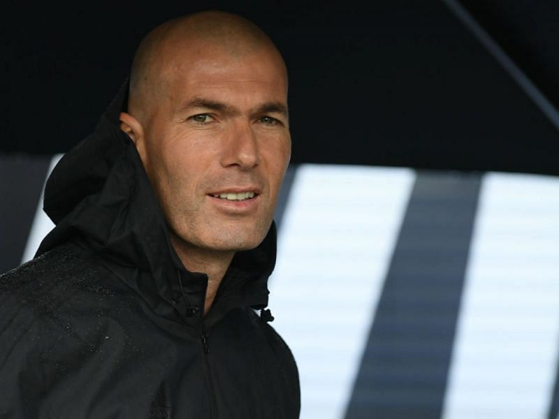 Zinedine Zidane could be one of the high-profile managerial casualties at the end of the season.