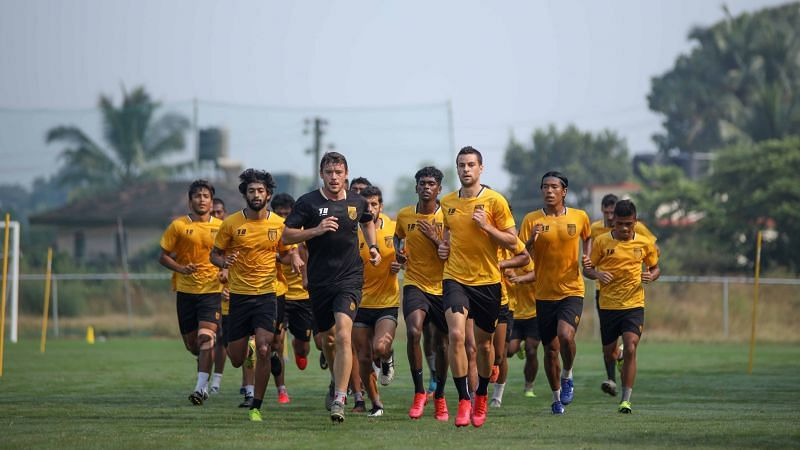 Can Hyderabad FC turn things around in the ISL this time round? (Credits: ISL)
