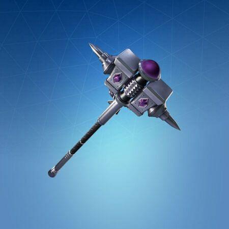 Silver Sledge: Image via Epic Games - Fortnite