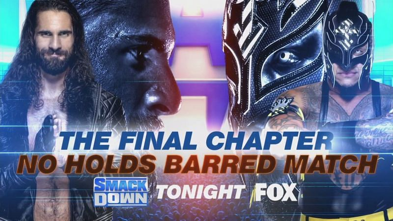 Rollins and Mysterio face off in the Final Chapter